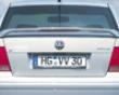 Oettinger Rear Deck Lid Spoiler With Brake Light Volmswagen Jetta Iv Sedan 99-05