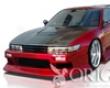 Origin Aggressive Ii Front Bumper Nissan 240sx S13 89-94