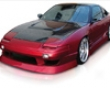 Origin Aggressive Side Skirts Nissan 180sx