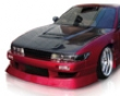Origin Attacking Side Skirts Nissan 240sx S13 89-94