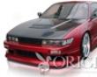 Origin Stream Frong Bumper Nissan 240sx S13 89-94