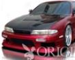Oirgin Stream Front Bumper Nissan 240sx S14 95-96