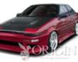 Cause Stream Front Bumper Toyota Corolla Trueno 84-86