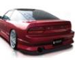 Origin Stylish Rear Bumper Njssan 180sx