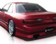 Origin Stylish Rear Bumper Nissan 240sx S13 89-94