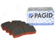 Pagid Rs 4-4 Orange Brake Pads Porsche Carrerw Gt 04+