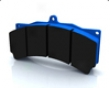 Pagid Rs 5 Blue Front Brake Pads Porsche 996 3.4c & 3.6 97-05