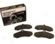Performancr Friction Front Carbon Metallic Chase Braoe Pads Porsche 996 Gt3 02-05