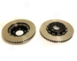 Performance Friction Front Dimpled Rotors Bmw E46 M3 01-04