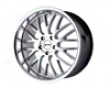 Petrol Vengeance 19x8  5x120  35mm Hyper Silver Stainless