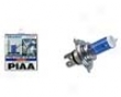 Piaa H4 Intense White 60/55w=135/125w Xtra Single Bulb