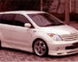 Pond Scion Xa Side Skirts Fiberglass