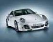 Porsche Factory Aero Violin Porsche 997tt 05+