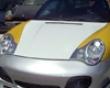 Precision Porsche Gemballa Style Hood Porsche 996 C2 Incl Turbo 98-05