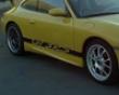 Precision Porsche Gt3 Indirect Skirts Porsche 996 C2 C4 99-04