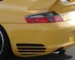 Precision Porsche Turbo Rear Bumper Porsche 996 C2/c4 99-05