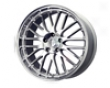 Privay Netz 19x8  5x120  20mm Forged Silver