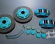 Project Mu Front 4 Piston Forged Brake Kit Nissan 240sx S14 Sr20det 95-98
