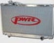 Pwr Aluminum Radiator 57mm Bmw E36 325 & M3 92-98