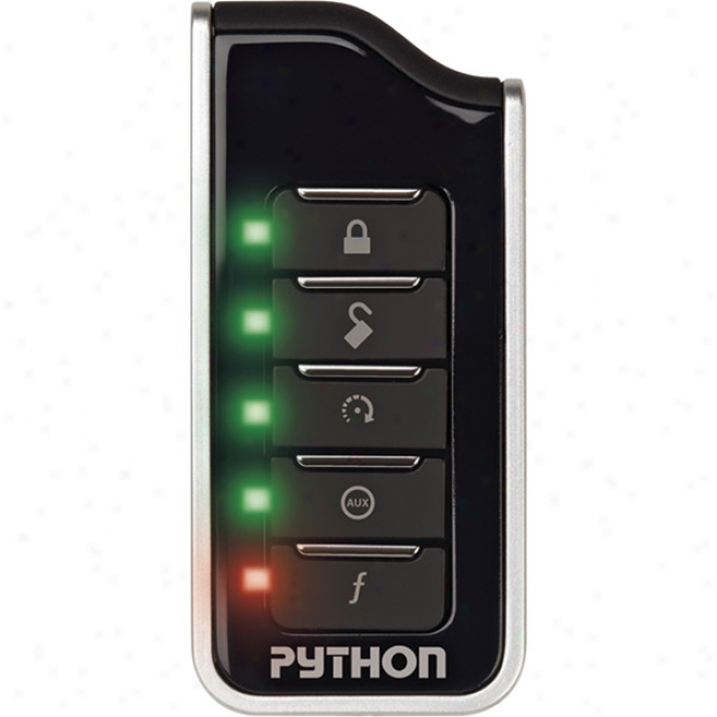Python Responder Le 2-way Remote Start A whole