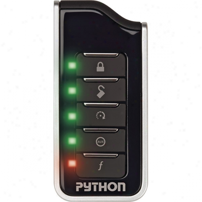 Python Responder Le 2-way Security/remote Start System