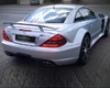Quicksilver Sports Exhaust Mercedes-benz Sl65 Black Series 06+