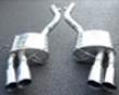 Quicksilver Sports Rear Sections Exhaust Maserati Quaatttoporte V 04+