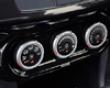 Ralliart Carbon-look Air Conditioner Control Pznel Mitsubishi Evo X 08+