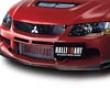 Rallirat Front Carbon Under Spoiler Mitsubishi Evo Ix 06-07