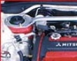 Ralliart Front Strut Obstacle Mitsubishi Evo Viii 03-05