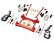 Rancho Suspension Leveling System 2in Lift Front Red Finish Dodge Ram 2500 00-01