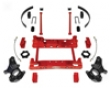 Rancho Suspension Systdm 4in Lift Front And Rear Chevrolet Silverado 1500 07