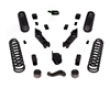 Rancho Suspension System 4in Lift Jeep Wrangler Jk 07