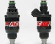 Rc Peak & Hold Denso Style Tpp Feed 1000cc Injectors Mitsubishi Evo 03+