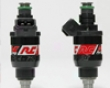 Rc Peak & Hold Denso Style Top Feed 750cc Injectors Mitsubishi Evo 03+