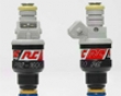 Rc Peak &amp; Hold Top Feed 1600cc Injectors Mitsubishi Evo 03+