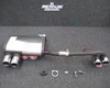 Remus Quad Tip Exhaust System Bmw E82-e88 128i & 135i 08+