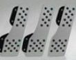 Rennline Throttle Extension Heel And Toe (fits P70 P71 P73) Porsche 996 98-05