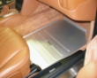 Rennline Tfack Mat Passenger Side Porsche 996 99-04