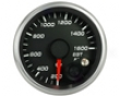 Rotation 2 5/8 Inch Exhaust Gas Temperature Gauge 200-1600f With Memory 108 In. Type K