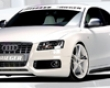 Rieger A5 S8 Front Spoiler Audi S5 B8 & S-line 08+