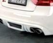 Rieger A5 S8 Rear Apron Audi S5 B8 & S-line 08+