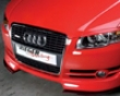 Rieger Ca5bon Look Dtm Front Splitter For Front Spoiler Audi A4 B7 Original 8e 05-08