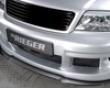 Rieger Carbon See Dtm Front Splitter For Front Bumper Audi A6 C5 4b 98-04