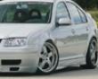 Rieger Dtm Splitter For Front Lip Spoiler Volkswagen Jetta Iv 99-05
