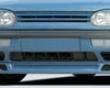 Rieger Dtm Splitter For Gtx Front Spoiler Volkswagen Golf Iii 93-99