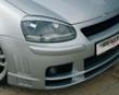 Rieger Front Bumper With Gills & Hwe Volkswagen Golf V 06+