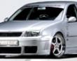 Rieger Front Bumper With Side Gills Volkswagen Jetta Iv 99-05