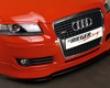 Rieger Front Lip Spoiler Audi A3 8p Sportback 05-08