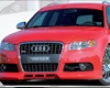 Rieger Front Lip Spoiler Audi A4 B7 Type 8e S-line 05-08